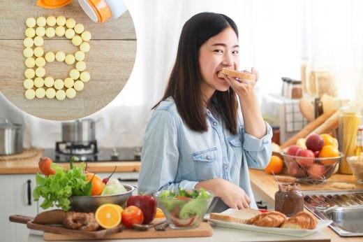 維他命B雜-維生素B群-食物-補充劑牌子推介1